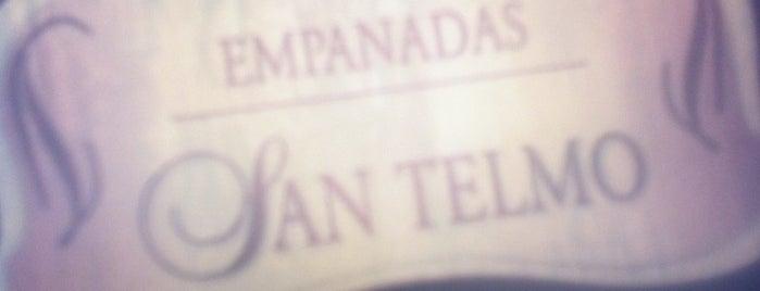 Empanadas San Telmo is one of Bares, Petiscos e Diversão em SJC.
