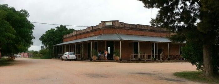 El Garzón Hotel & Restaurant is one of Punta.