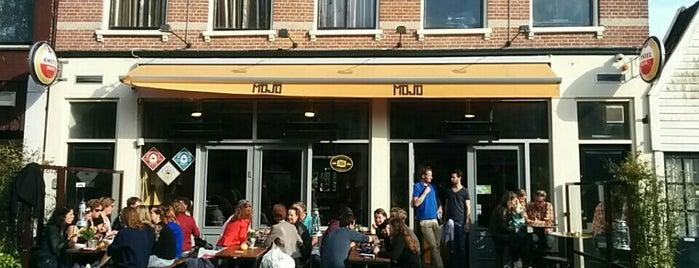 Café Mojo is one of Gespeicherte Orte von Mykolas.