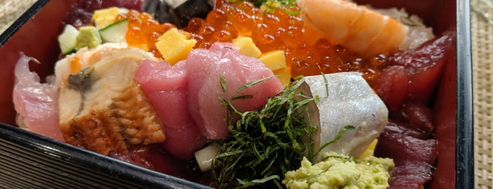 Sushi Tsujita is one of W. Side I (Santa M., Brentwood, Venice, MDR, PDR).