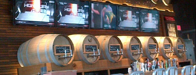 Tap & Barrel is one of Bars in Vancouver Worth Checking Out.