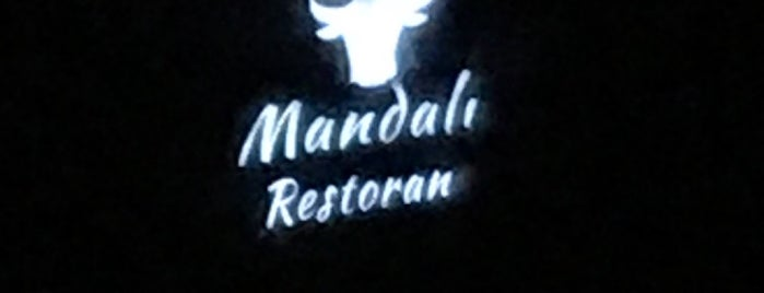 Mandalı is one of TR.