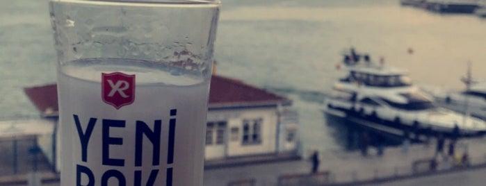 Balıkçı İrfan Arnavutköy is one of Deniz 님이 좋아한 장소.