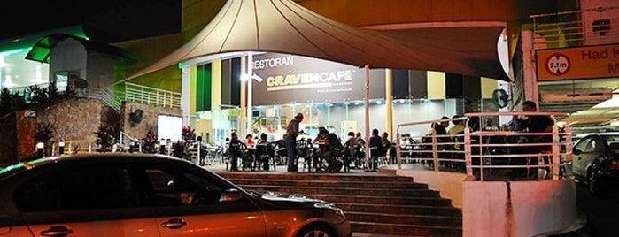 Craven Café is one of สถานที่ที่บันทึกไว้ของ Antoni.