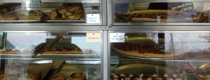 Ossining Pizzeria & Family Restaurant is one of Restaurants.