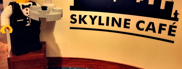 Skyline Cafe at LEGOLAND Hotel is one of G : понравившиеся места.