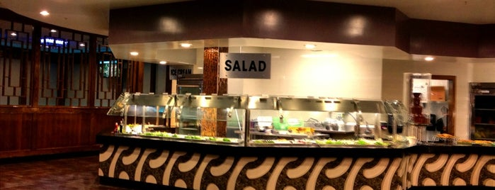 Pan Asia Buffet is one of SD.