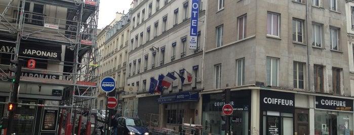 Hôtel du Plat d'Etain is one of paris.