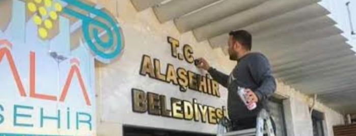 Alaşehir Belediyesi is one of themaraton.