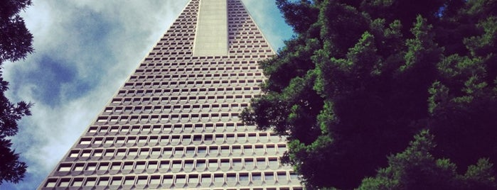 Transamerica Redwood Park is one of SF.