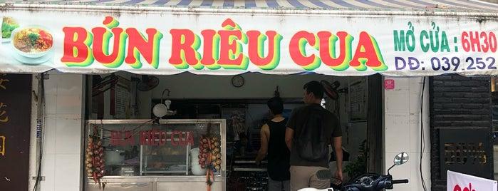 Bún Riêu Nguyễn Cảnh Chân is one of Ho Chi Minh.