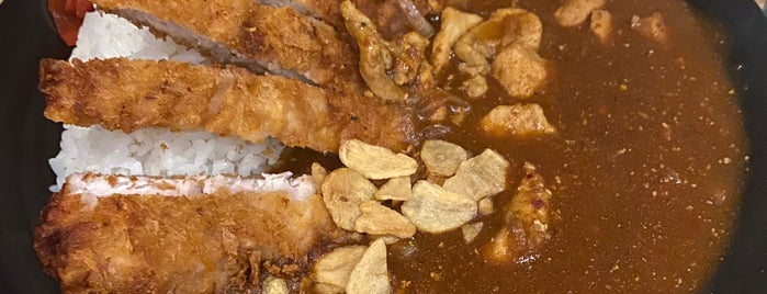 Abiko Curry is one of Lunch spots.