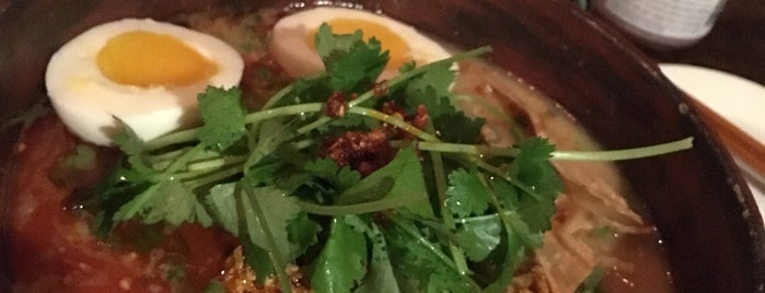 Nojo Ramen Tavern is one of 2016 in SF.