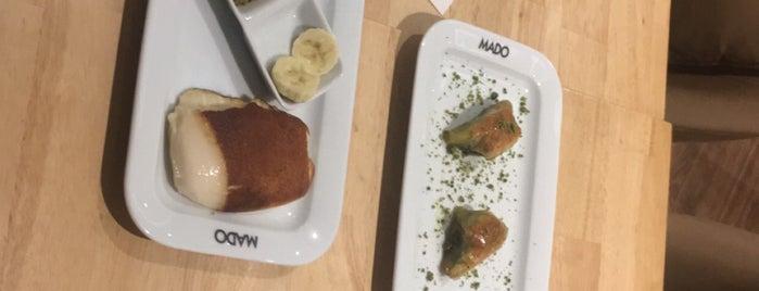 Mado is one of Bir Gurmenin Seyir Defteri.
