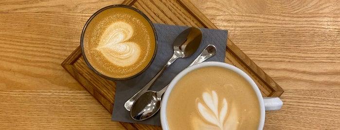 Monogram Espresso Bar is one of Gespeicherte Orte von Hana.