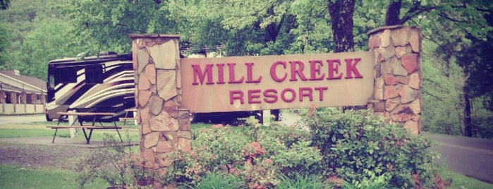 Mill Creek Resort is one of Camping - TN.