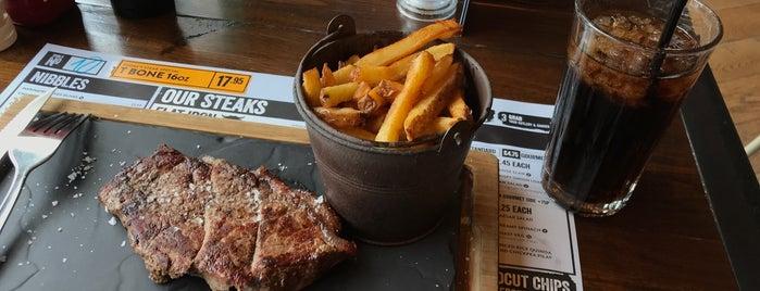 Son of Steak is one of So : понравившиеся места.