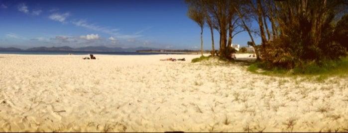 Praia do Vao is one of Playas de España: Galicia.