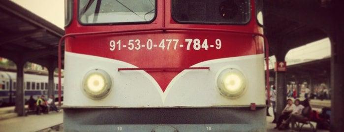 Gara de Nord is one of Follow the Orient Express — Şark Ekspresi.