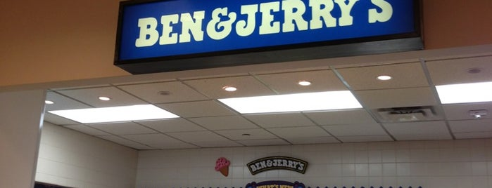 Ben & Jerry's is one of New York.