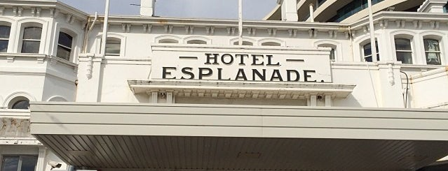 Esplanade Hotel is one of Magnificent Melbourne.