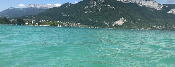 Compagnie des Bateaux du Lac d'Annecy is one of Lili'nin Beğendiği Mekanlar.