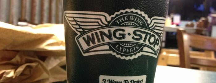 Wingstop is one of Lugares favoritos de Ray.