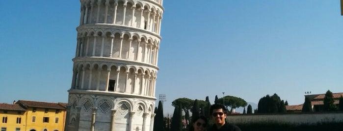 หอเอนเมืองปิซา is one of Pisa.