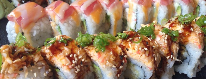 Yama Sushi is one of Want To Go.