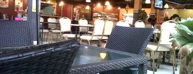 Restoran Laman Aiman is one of Yunus'un Beğendiği Mekanlar.