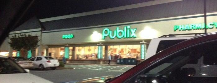 Publix is one of Atlanta.