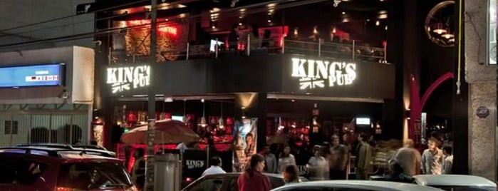 King's Pub is one of Hipsterland.
