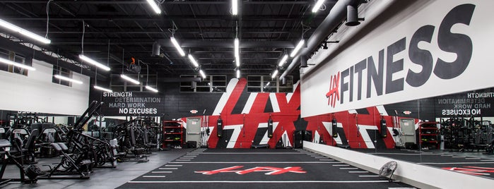 HX Fitness is one of Places To Visit —  Atlanta.