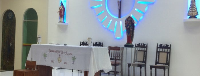 Paróquia Nossa Senhora de Loreto is one of Roza 님이 좋아한 장소.
