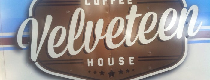 Velveteen Coffee House is one of AUS to-do.