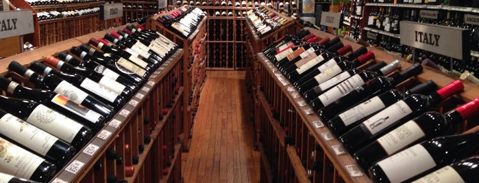 Park East Wines & Spirits is one of UES.