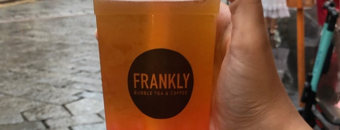 Frankly is one of Milan Lifestyle Guide.