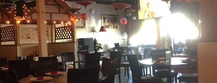 The Thai House is one of Fresno Faves.