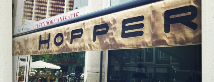 Hopper Coffee & Bakery is one of Rotterdamn!.