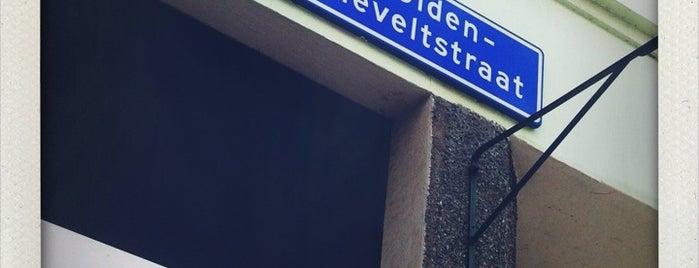 Van Oldenbarneveldstraat is one of Rotterdam.