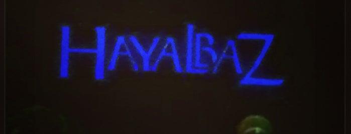 Hayalbaz is one of Tempat yang Disimpan Banu.