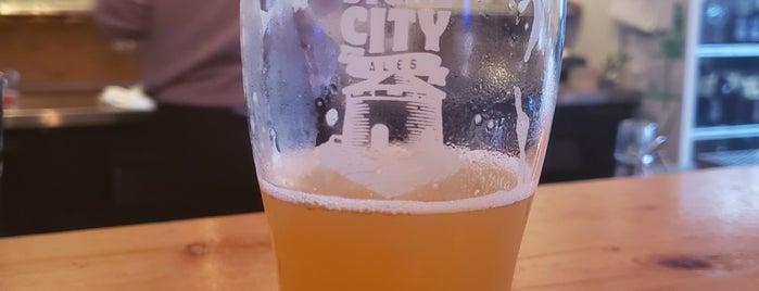 Stone City Ales is one of Lugares guardados de Darcy.