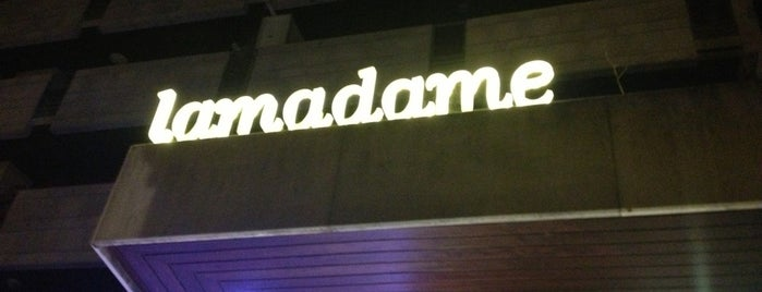 La Madame is one of San Seb.