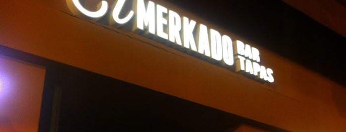 El Merkado is one of Francia.
