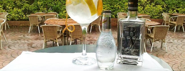 Hipodromo De Bellavista is one of Cantabria ♥ Bayswater Gin.