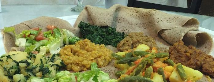 Redi-et Ethiopian Cuisine is one of Posti che sono piaciuti a Staci.
