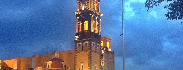 Templo de San Francisco is one of Oaxaca y Puebla.