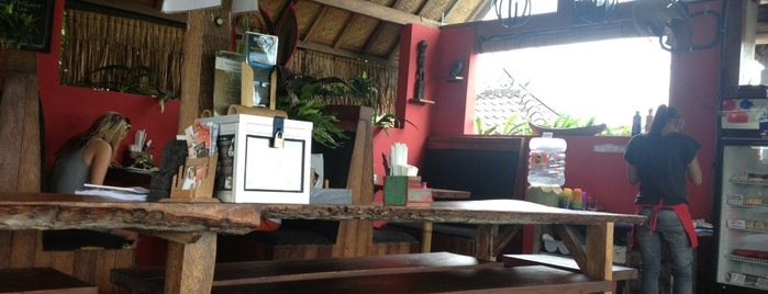 Betelnut Cafe is one of Bali life.