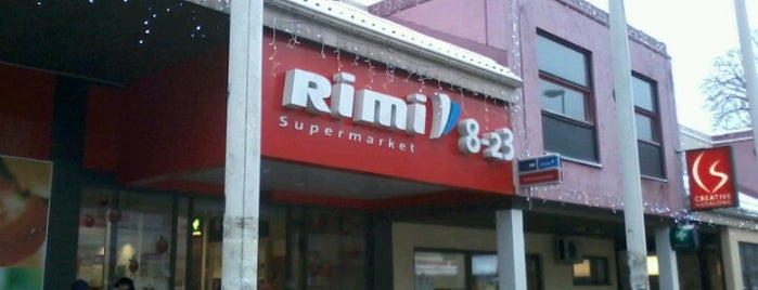 Rimi is one of Шенген.
