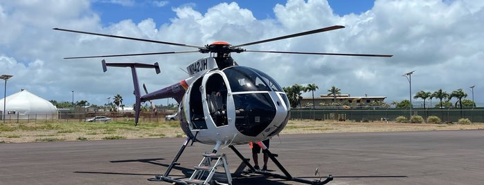 Jack Harter Helicopters is one of Hawaii Spots.